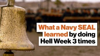 What a Navy SEAL Learned From Hell Week