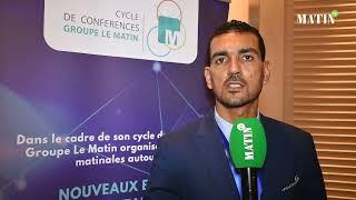 CCGM: Déclaration de Abdellah Marrakchi, Head Of Sales Sage North Africa