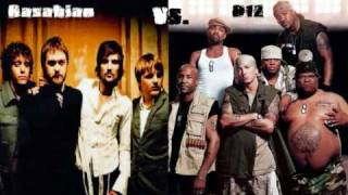 Kasabian vs. D12 - Underdog vs. 40 oz (Mash - up)