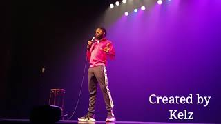 BasketMouth Live in Antwerp Belgium | 2018 | Lord of the Ribs width=