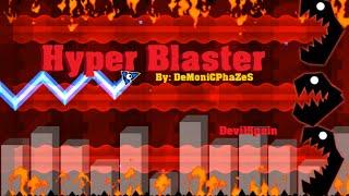 level suscriptor #64 - Hyper Blaster - by DeMoniCPhaZeS