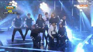 150318 Super Junior Donghae & Eunhyuk - Growing Pains @ MBC Show Champion