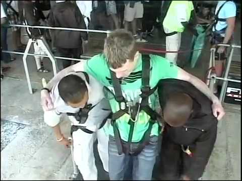 Stanley bungy jump south africa!