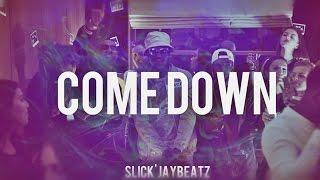 "Wstrn x Chris Brown x DJ Mustard Type Beat ""Come Down"" | @SlickJayBeatz | 2016"