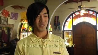 "Serie ""Inglés Ya!"" para aprender Inglés. Telenovela Episodio 1 - Conociendo Gente"