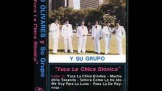 """Yuca La Chica Bionica"" Fito Olivares y su Grupo La Pura Sabrosura"