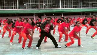 CPDRC Inmates Gangnam Style  (2012) OFFICIAL VIDEO