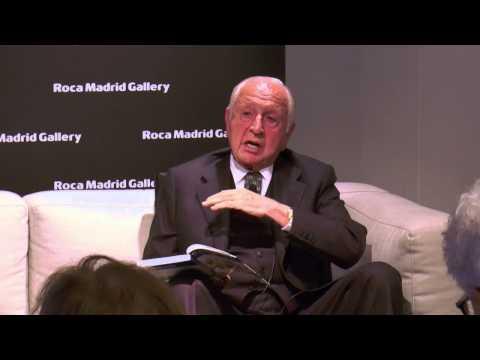Presentación del libro El agua en España