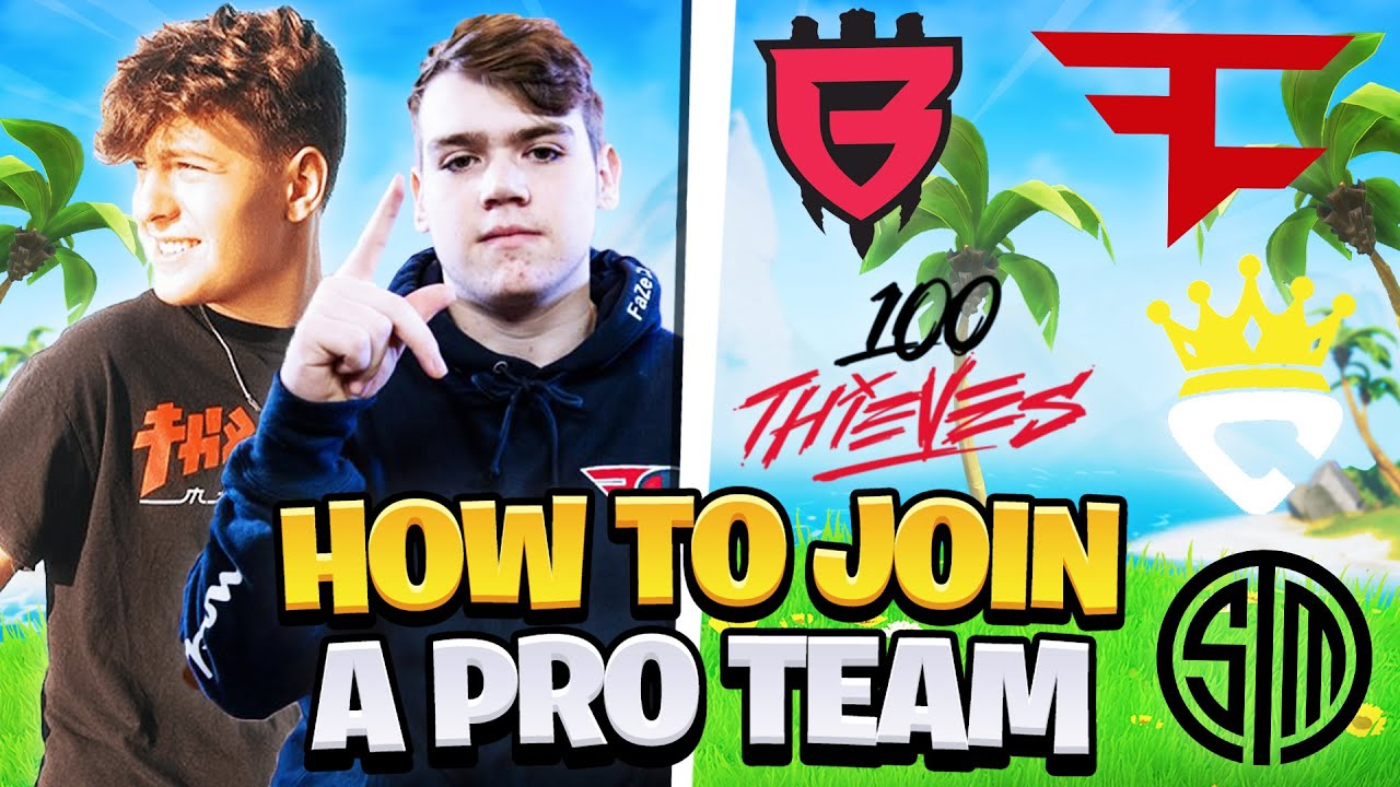 BH Mayo - Things YOU Should Know on How to JOIN a PRO eSports Team/ORG! - Advice from the OWNER of Team BH