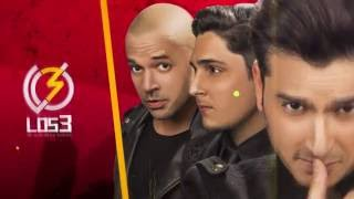 Los3 - Inolvidable (Video Lyric)