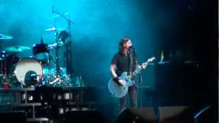 Foo Fighters don't want to come back // Loollapalooza Chile 1080p