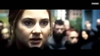 DIVERGENT - Tris & Four finds out!