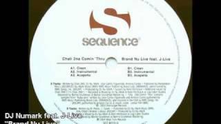 """Underground Hip Hop - DJ Numark feat. J-Live - """"Brand Nu Live"""""""