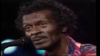 Carol Little Queenie - Chuck Berry ( Live at the Roxy 1982 )