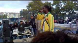 Né Jah , Euzy  ( Union Di Ghetto 05.05.2012 )