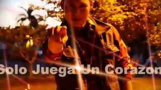Solo juega un Corazon - DelerzDE (Testamento De AMOR)LP'Studios (2014)