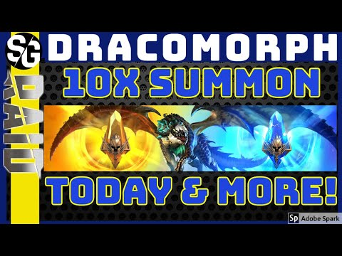 RAID SHADOW LEGENDS | LEAKED DRACO 10X SUMMONS **TODAY* AND MORE!*
