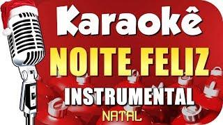🎄 Karaokê Natal - Noite Feliz (Instrumental Natal)