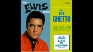 Elvis Presley - In the Ghetto, 1970 (Instrumental Cover) + Lyrics