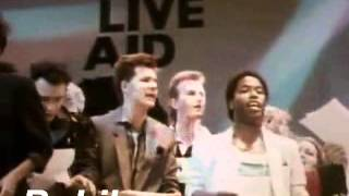 Band AID - Feed the World [LIVE AID]
