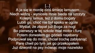 BIAŁAS X BEDOES - PATRZCIE IDZIE FRAJER (TEKST)
