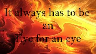 The Letter Black- Fire With Fire Lyrics