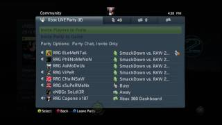 Rated R : Xbox Live Party Chat