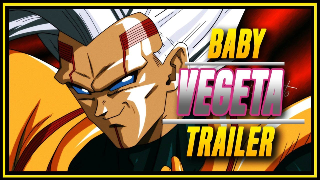 YogaFlame24 - DBFZ ➤ Baby Trailer [ Dragon Ball FighterZ ]