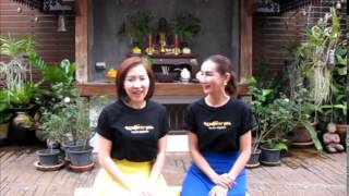 The 2 sisters Ice Bucket Challenge.