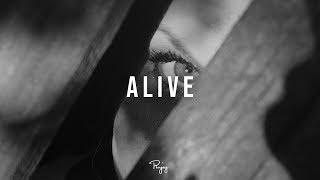 """Alive"" - Evil Angry Trap Beat Rap Hip Hop Instrumental Music 2019 | Silver Krueger #Instrumentals"