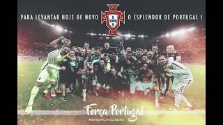 Portugal Campeão Europeu - Golo de Eder