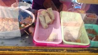 YOGYAKARTA FOOD - Lumpia Rebung at Gardena jalan solo yogyakarta