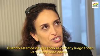 Noa nos habla de música o política - Entrevista