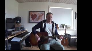 The first cut is the deepest - Cat Stevens, Rod Stewart Cover By Hans Brun