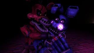 [SFM Five Nights At Freddy's] Nightmare Foxy x Nightmare Bonnie [READ DESCRIPTION]