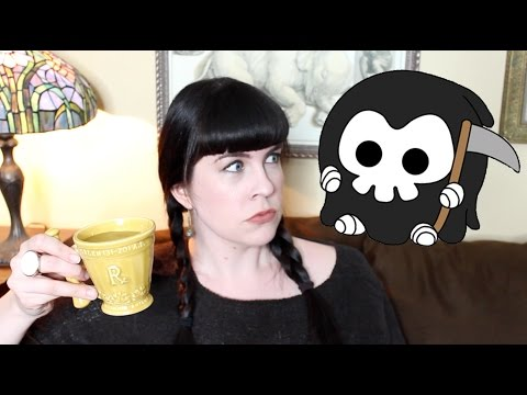 ASK A MORTICIAN- Confronting Your Death