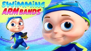 TooToo Boy - Swimming Armband | Funny Cartoon Animation | Videogyan Kids Shows | Comedy Series