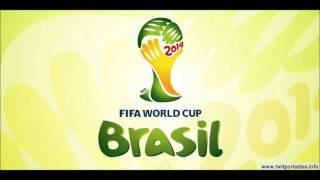 Wisin Ft Paty Cantú & David Correy - La Copa De Todos - Tema Oficial Mundial Brasil 2014