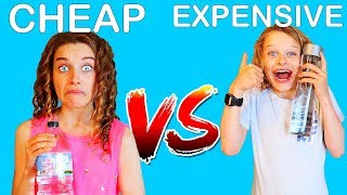 CHEAP VS EXPENSIVE 2 Guessing Challenge w/ The Norris Nuts