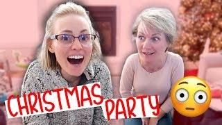 TRASHED Grandma's House! Preparing Christmas For 20 KIDS! width=