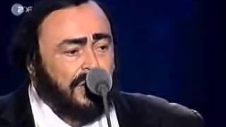 Luciano Pavarotti & Andrea Bocelli - L'Ultima Canzone