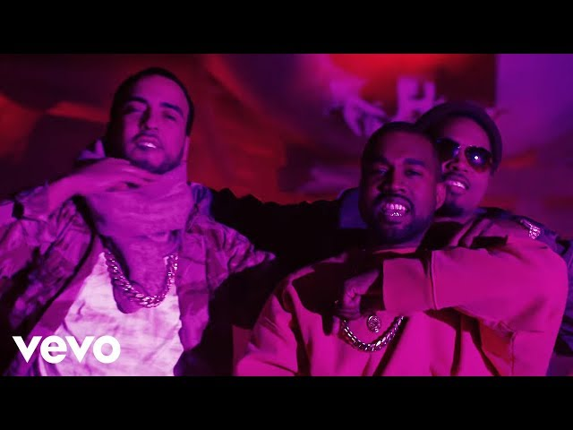 Videoclip oficial de 'Figure It Out', de French Montana, Kanye West y Nas.
