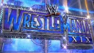 Limp Bizkit - Crack Addict (WrestleMania XIX Theme) + FULL Theme Download