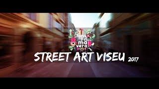 Street Art Viseu 2017