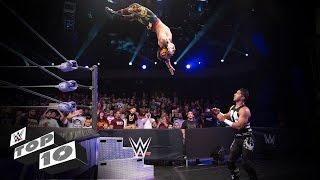 WWE Top 10 movimientos de estrellas cruiserweight