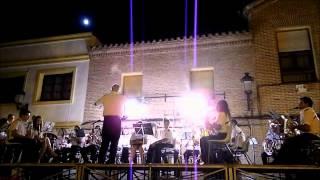 """BANDA ASOCIACIÓN MUSICAL """"MANUEL DE FALLA"""" - OPERA FLAMENCA - 30/8/12 - 8/9"""