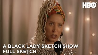 A Black Lady Sketch Show | Hertep Homecoming (Full Sketch) | HBO