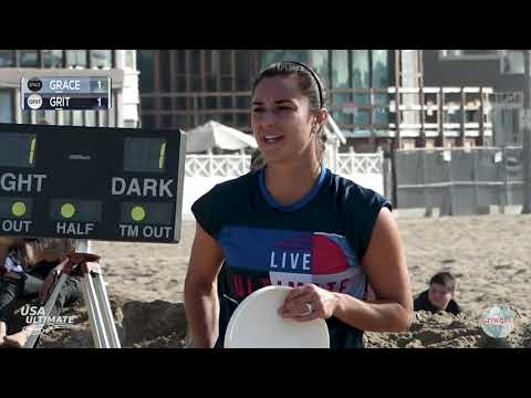 Video Thumbnail: 2020 #LiveUltimate Beach of Dreams, Women's Exhibition