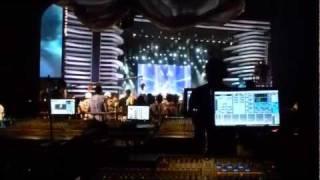 Festival de Verão 2012 - Frejat (visto da House Mix) - Venue dominando no Festival