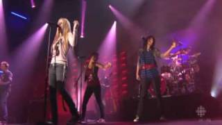 Avril Lavigne The Best Damn Thing Live @ Calgary